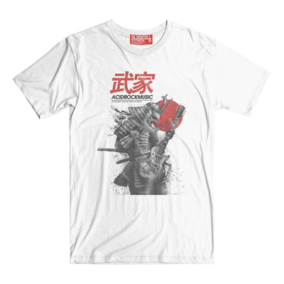 T-Shirt OLDSKULL Express HD Acid N°09 Samourai Rock - Japanese Style OBAWI Tee-shirts store