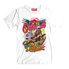 T-Shirt OLDSKULL Express HD N°79 DirtBike - Motorcycle design OBAWI Tee-shirts store