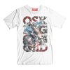 T-Shirt OLDSKULL Express HD N°64 - Napoleon - Japanese Style OBAWI Tee-shirts store