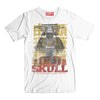 T-Shirt OLDSKULL Express OS N°159 - Skull Castle - Japanese Style OBAWI Tee-shirts store