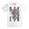 T-Shirt OLDSKULL Express HD N°52 - Skull Flower - Japanese Style OBAWI Tee-shirts store