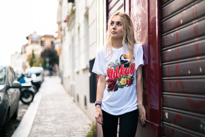 T-Shirt OLDSKULL Express OS N°55 - Toucan - Nature/Animal OBAWI Tee-shirts store