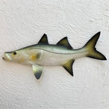 Resin 19in Snook Wall Decor by Caribbean Rays