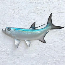 Resin 19in Tarpon Wall Decor by Caribbean Rays