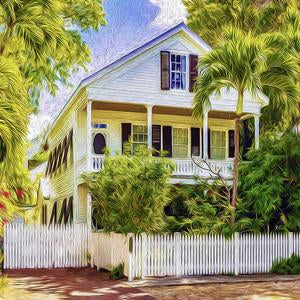 The Grand Canvas Giclee Print Wall Art by Caribbean Rays