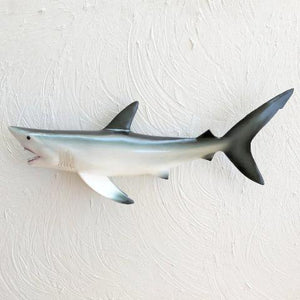 28in Resin Great White Shark 3-D by Caribbean Rays