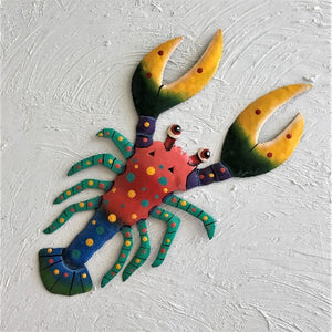 Maggie The Funky Lobster Wall Decor