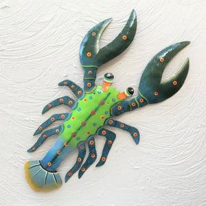 Harvey the Funky Lobster Wall Decor by Caribbean Rays