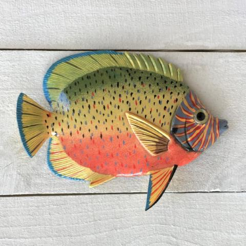 Royal Gramma Resin Tropical Fish Decor by Caribbean Rays
