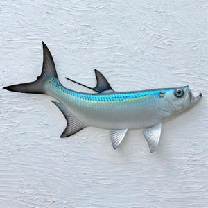 Resin Tarpon Wall Decor by Caribbean Rays