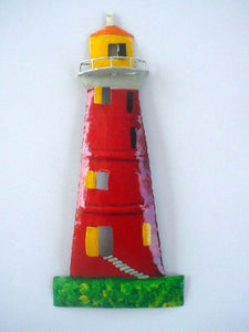 12in-Metal-Red-Lighthouse-Wall-Decor