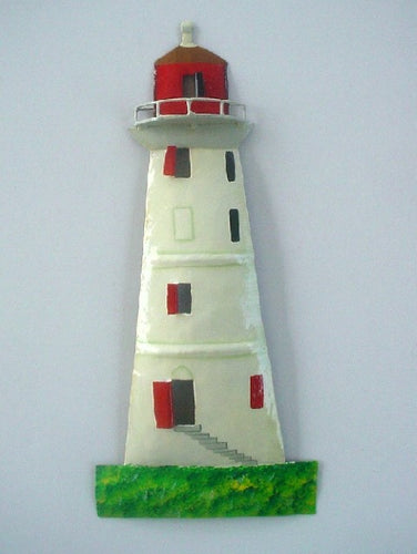 12in-Metal-White-Lighthouse-Wall-Decor