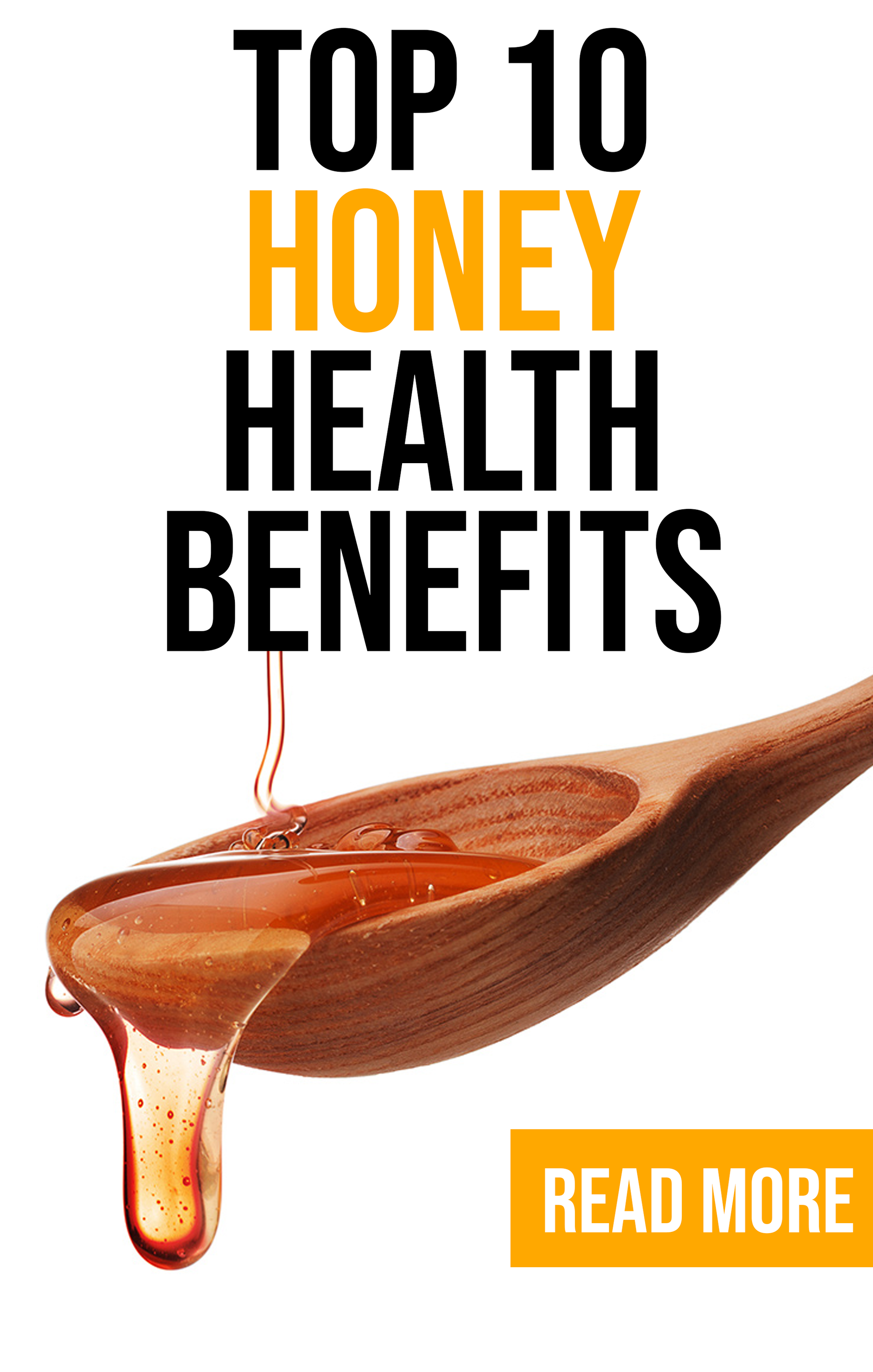 10 Benefits of Honey You Didn't Know About!