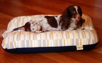 Light Rectangle Deluxe Bunbed Dog bed for Dachshunds and other small dogs