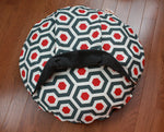 Round Pocket Dog Bed