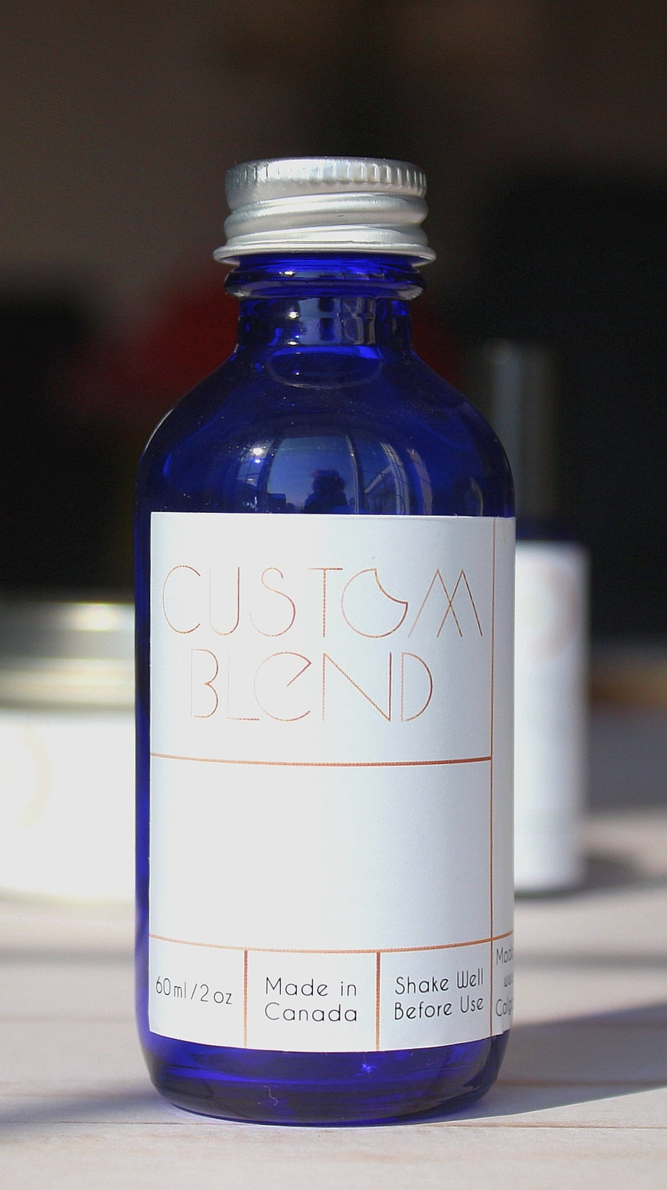 Custom Made Essential Oil Body Oil - Luna Rose Remedies