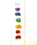 Chakra Gemstone set - Luna Rose Remedies