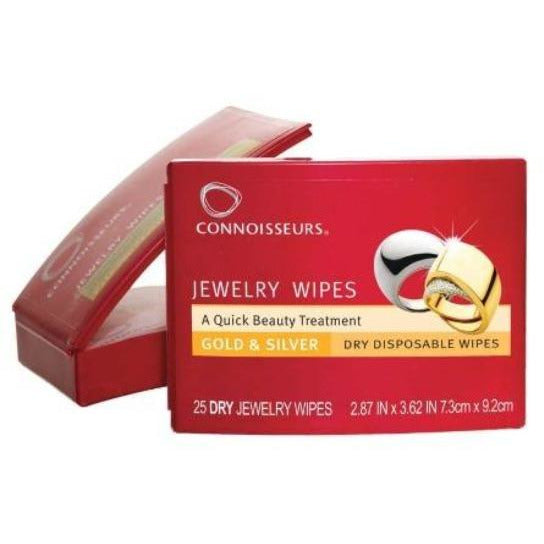 Connoisseurs Jewellery Wipes - RubyJade
