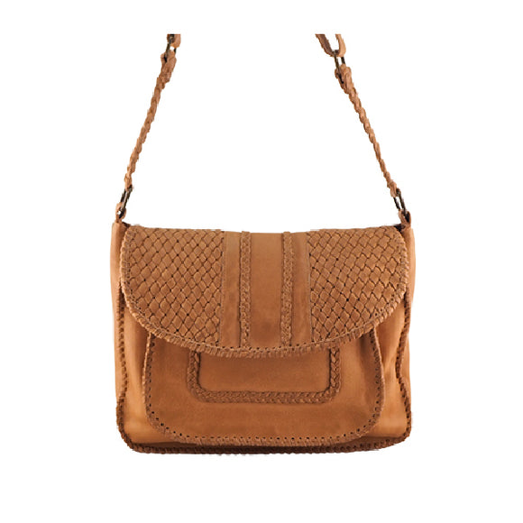 Natalia Satchel Leather