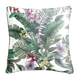 Indoor/Outdoor Cushion – Tropical Days - Ruby Jade Jewellery
