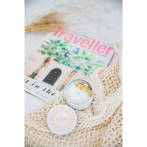 Coconut Soy Travel Tin Candles - RubyJade