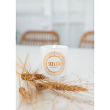 Essential Oil Mini Candle - Essentially Energised - RubyJade