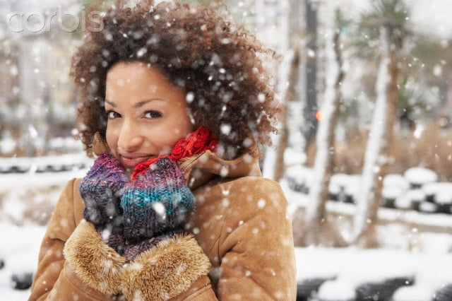 4 Ways To Fight Dry Hair During The Winter Months