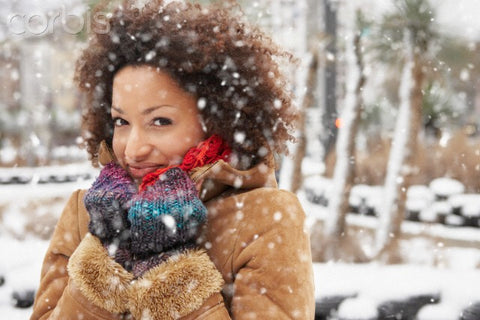 4 Ways To Fight Dry Hair During The Winter Months | Elongtress