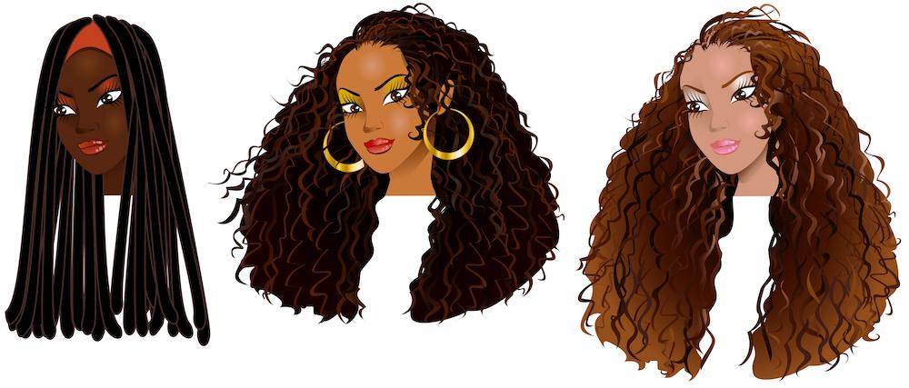 Wigs & Weave Are The Path To Long Hair, Not The End Goal