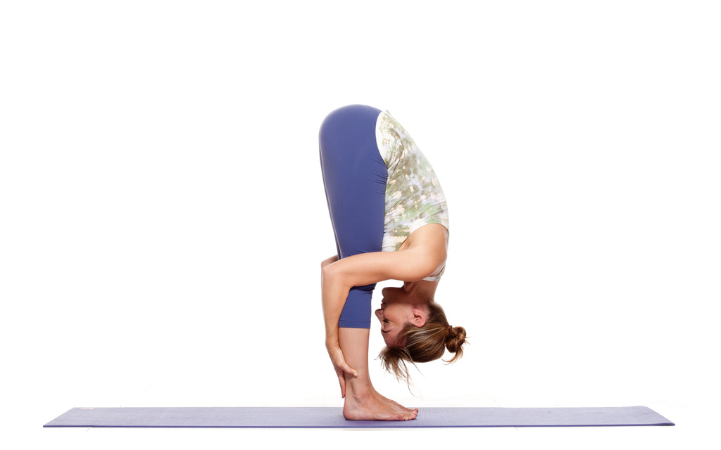 4 Simple Yoga Poses to Promote Faster Hair Growth