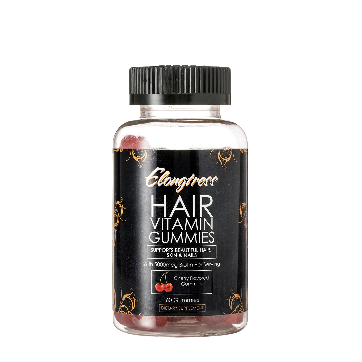 Elongtress Hair Vitamin Gummies