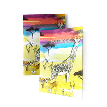 Africa Grasslands Notebook