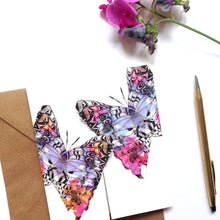 Butterfly Kiss Card