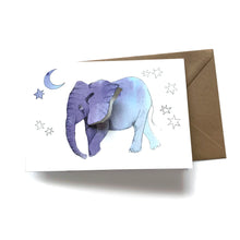 Baby Elephant Large Cards