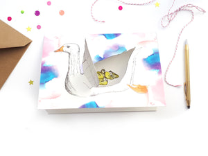 Mother Goose Large Card