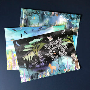 Three Foil Print Special Offer