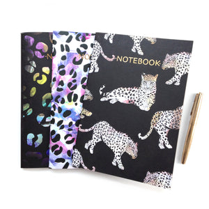 Leopards Notebook