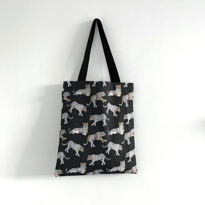 Night Leopards Tote
