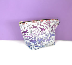 Persia Print Wash Bag