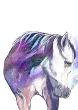 Magical Horse Art Print