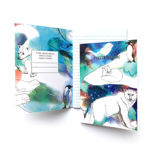 Antarctic Notebooks