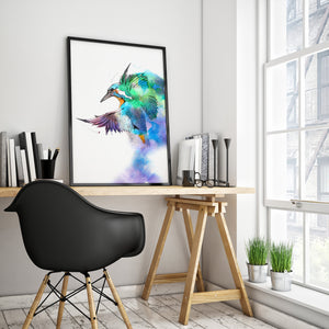 Spirit Bird Art Print