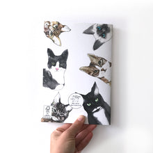 Crazy Cats Notebook