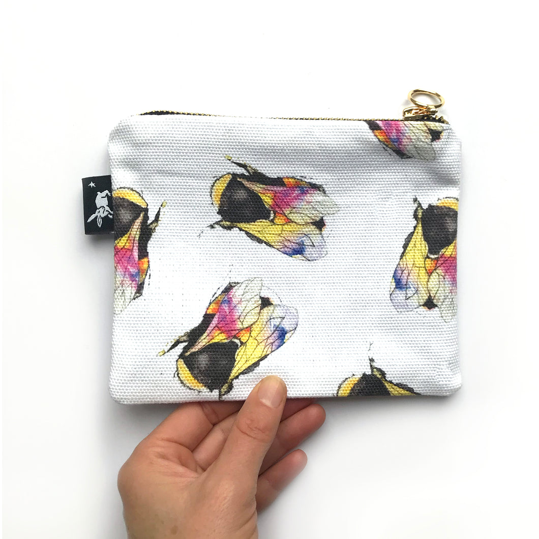 Bumble Bee Coin Purse