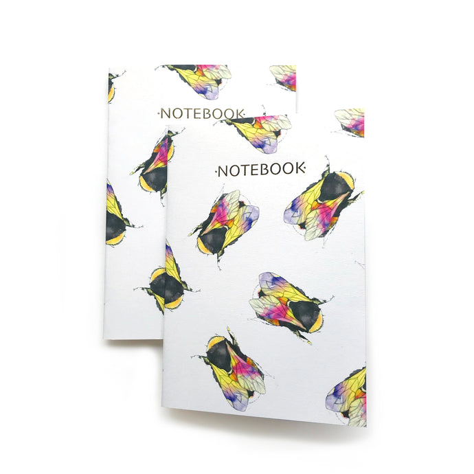 Bees A5 Notebook