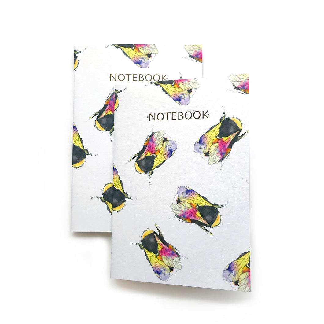 Bumble Bee A5 Notebook