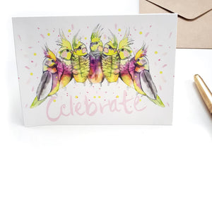 Celebrate! Mini Card Pack