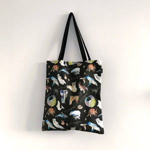 Endangered Animals Tote