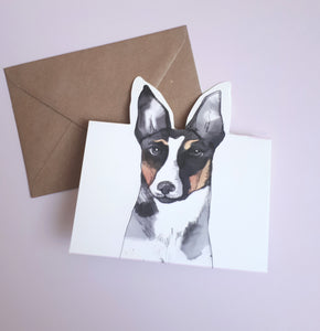 Dog Pop up Cards