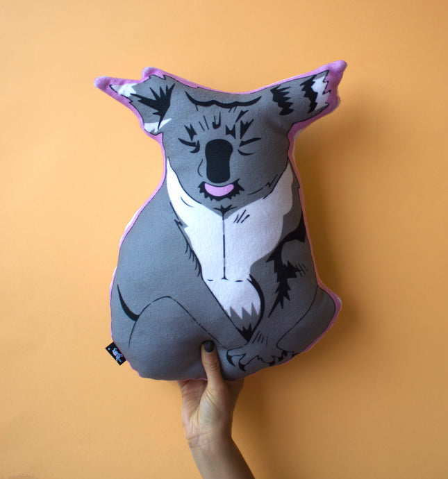 Soft Koala Cushion